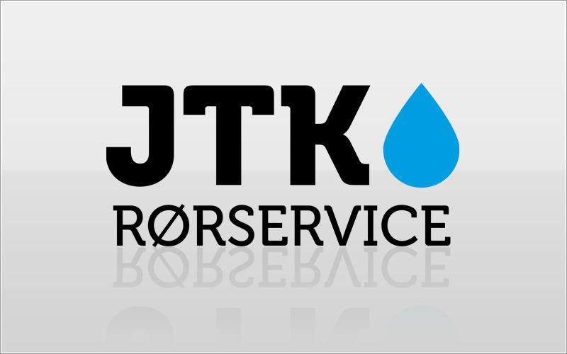 Logo for JTK Rørservice